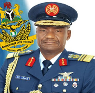 Air Commodore Umar Mohammed (rtd)