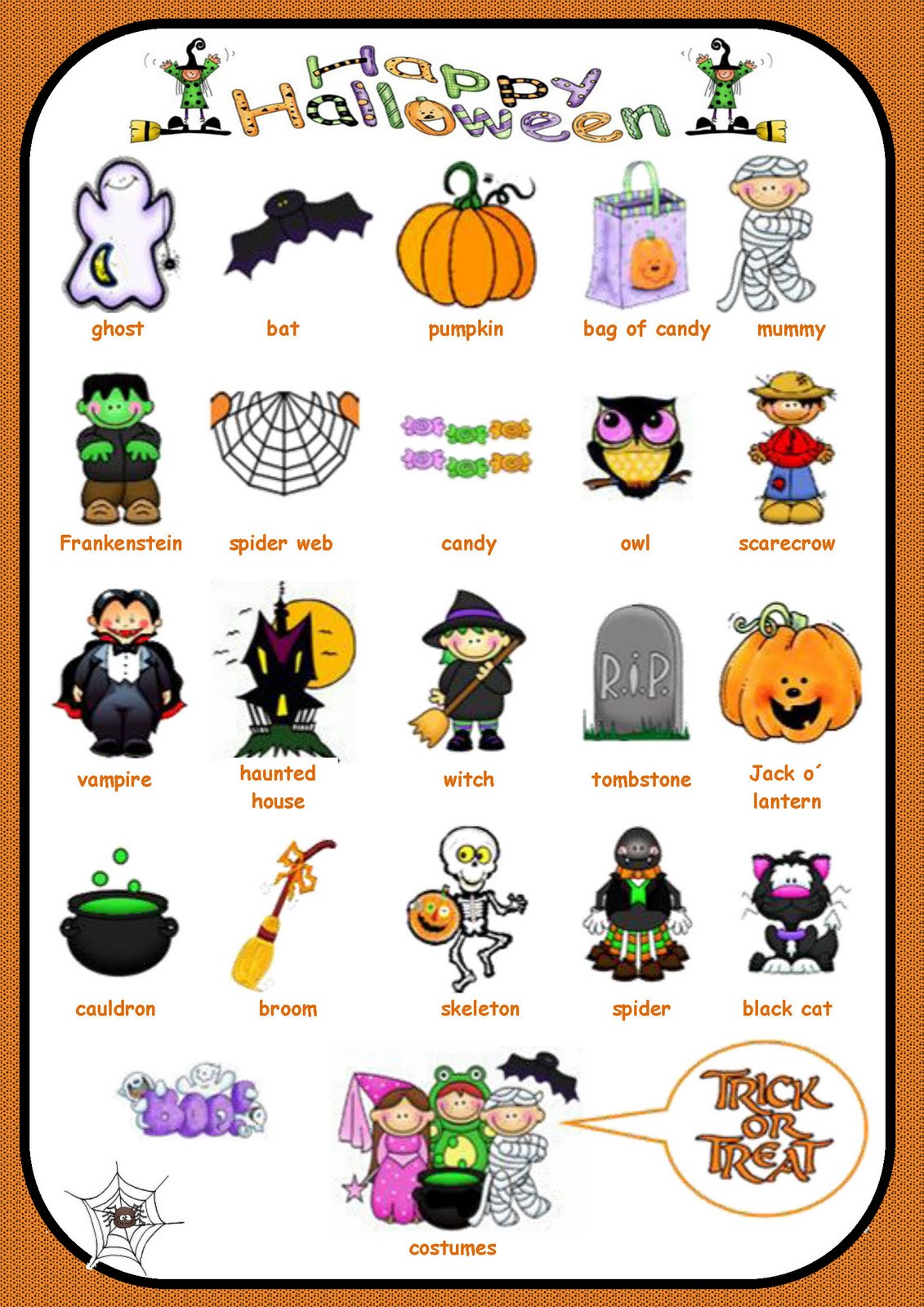 My English Class Resources Halloween Resources October 31st