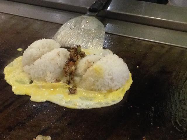 Nasi goreng ala Jepang
