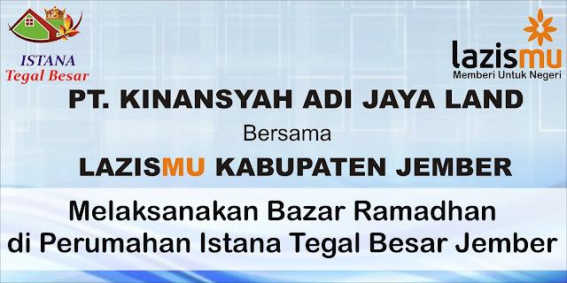 Bazar Murah Ramadhan Lazismu Jember