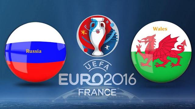 LIVE SCORE EURO: Hasil Rusia vs Wales Prediksi Skor dan Jadwal Piala Eropa 2016 di RCTI