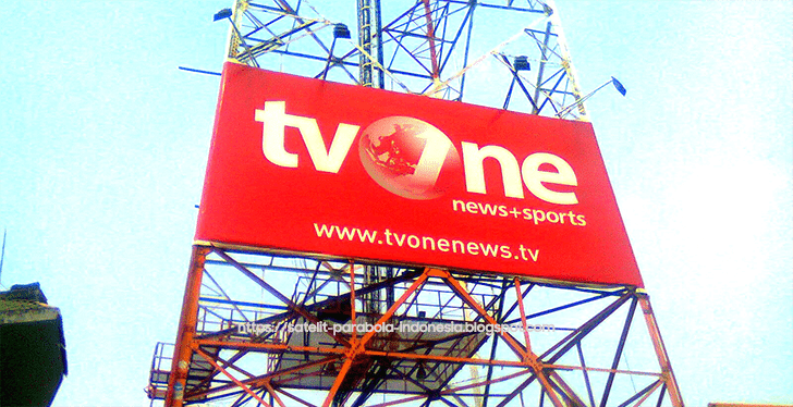 Daftar Frekuensi TV One Terbaru 2019