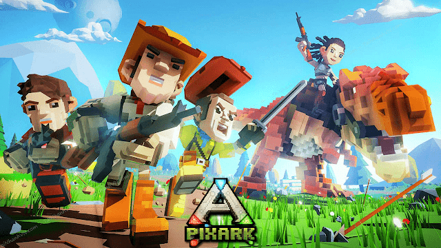 Tải Game PixArk (PixArk Free Download Game)