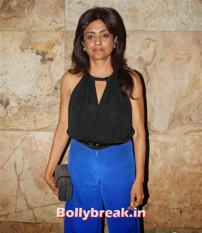 Chhaya Momaya, Daisy Shah, Sangeeta Bijlani at O Teri Special Screening at Lightbox