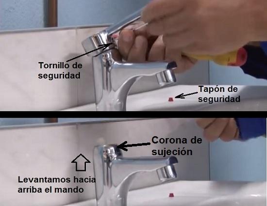 Como reparar goteras reparaci n casera for Como arreglar una llave de ducha que gotea