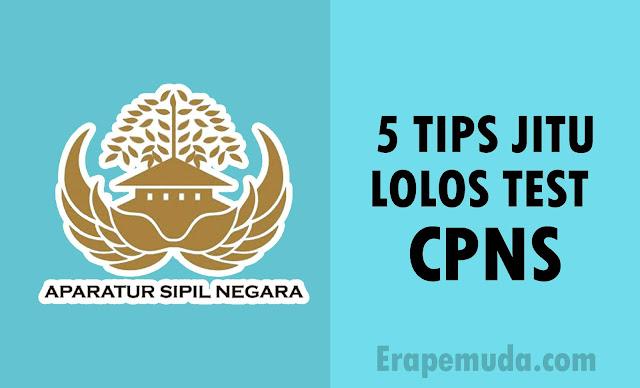 5 Trik Jitu dan Ampuh Lolos Test CPNS 2018