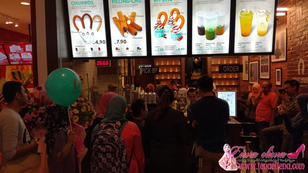 Street Churros IOI City Mall Putrajaya