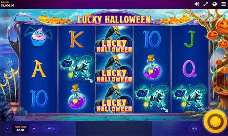 Jucat acum Lucky Halloween Online