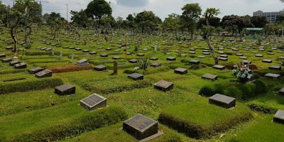 TPU Karet Bivak Salah Satu Lokasi Pemakaman di DKI Jakarta