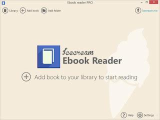 Icecream Ebook Reader Pro 4.24 Multilingual Portable