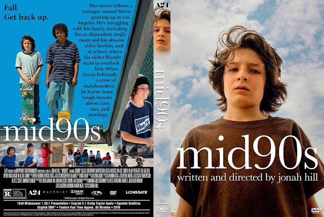 Mid90s DVD Cover