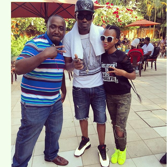 busy signal hair styles gashumba and busy signal spend alot of time 4916