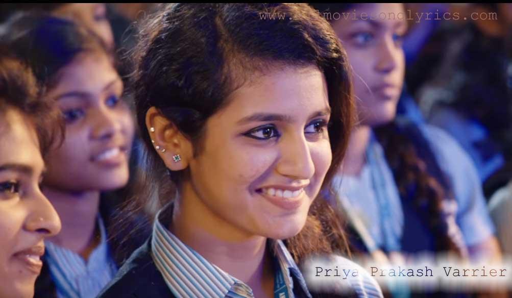 Priya Prakash Varrier's Viral Videos Manikya Malaraya Poovi | Bio | Social Networks