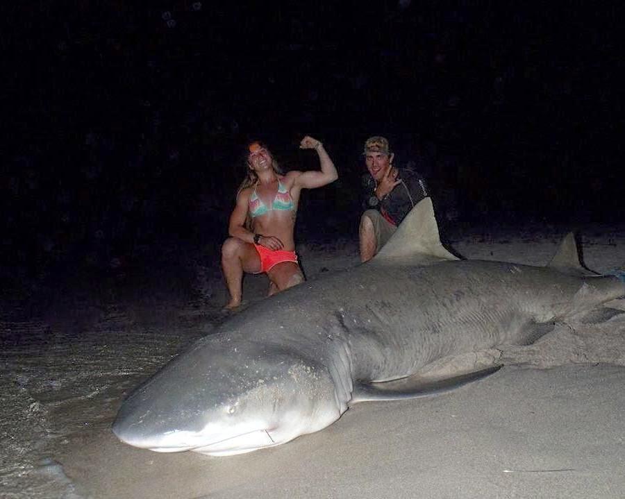 International Fishing News Florida Monster Size Lemon