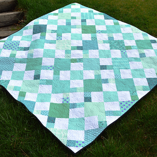 Drift Away Quilt Free Tutorial