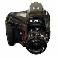 Kamera Nikon E series