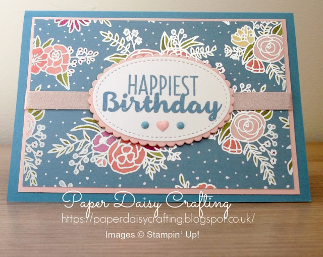 Sweet Soiree from Stampin Up