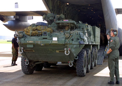 General Dynamics land Systems, Stryker MGS, A.K.A. M1128