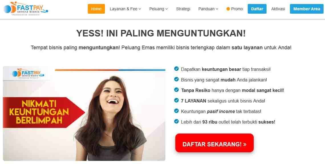 Fastpay.co.id Solusi Pembayaran Semua Kebutuhan