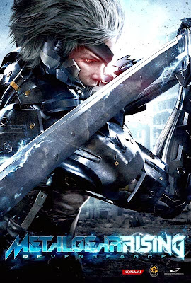 Metal Gear Rising Revengeance PC Game Full Version Free Download