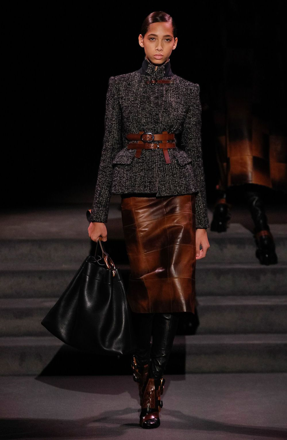 Tom Ford finally delivered what he is really good at... See best looks from Tom Ford Fall 2016 collection and shop off the runway at www.fashionedbylove.co.uk British fashion blog