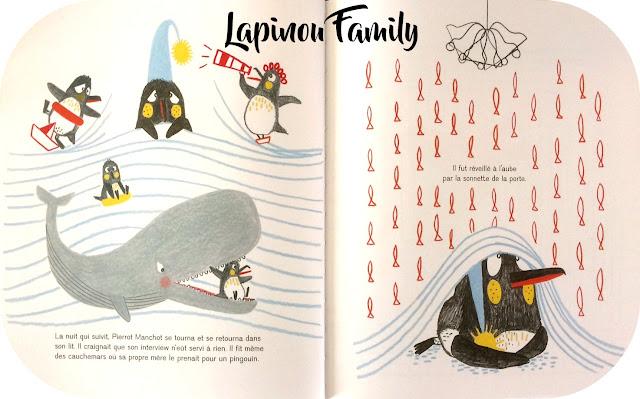 le manchot qui en avait marre d etre un pingouin