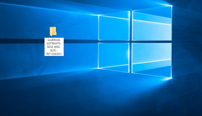 Cara Mengaktifkan God Mode Di Windows 10
