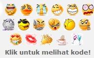 Cara Membuat Emoticon di Postingan dan Komentar Blog, Cara Memasang Emoticon di Postingan dan Komentar Blog