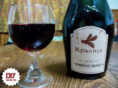 как се прави червени вино