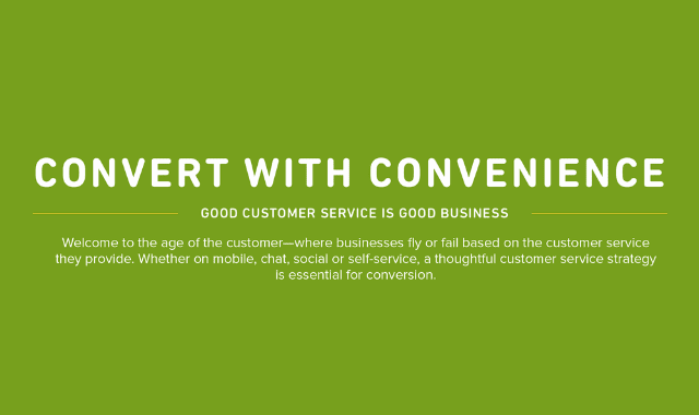 Convert With Convenience