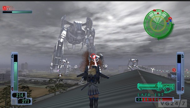Download Earth Defense Forces 2 Portable (Japan) ISO PPSSPP