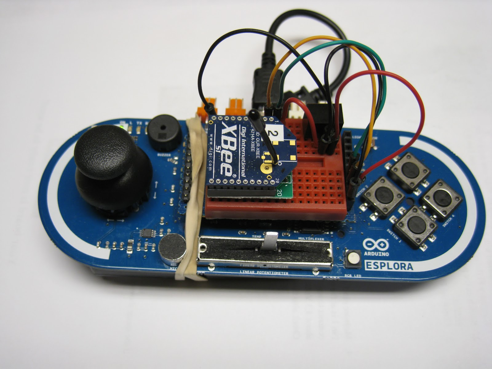 The 21st Century Digital Home: Arduino Esplora as a fully