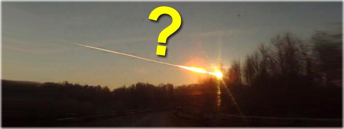 por que a Rússia tem tantos meteoros brilhantes?