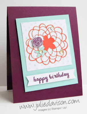 February 2016 Hello Sunshine Alternative Paper Pumpkin Card Ideas #paperpumpkin #stampinup www.juliedavison.com