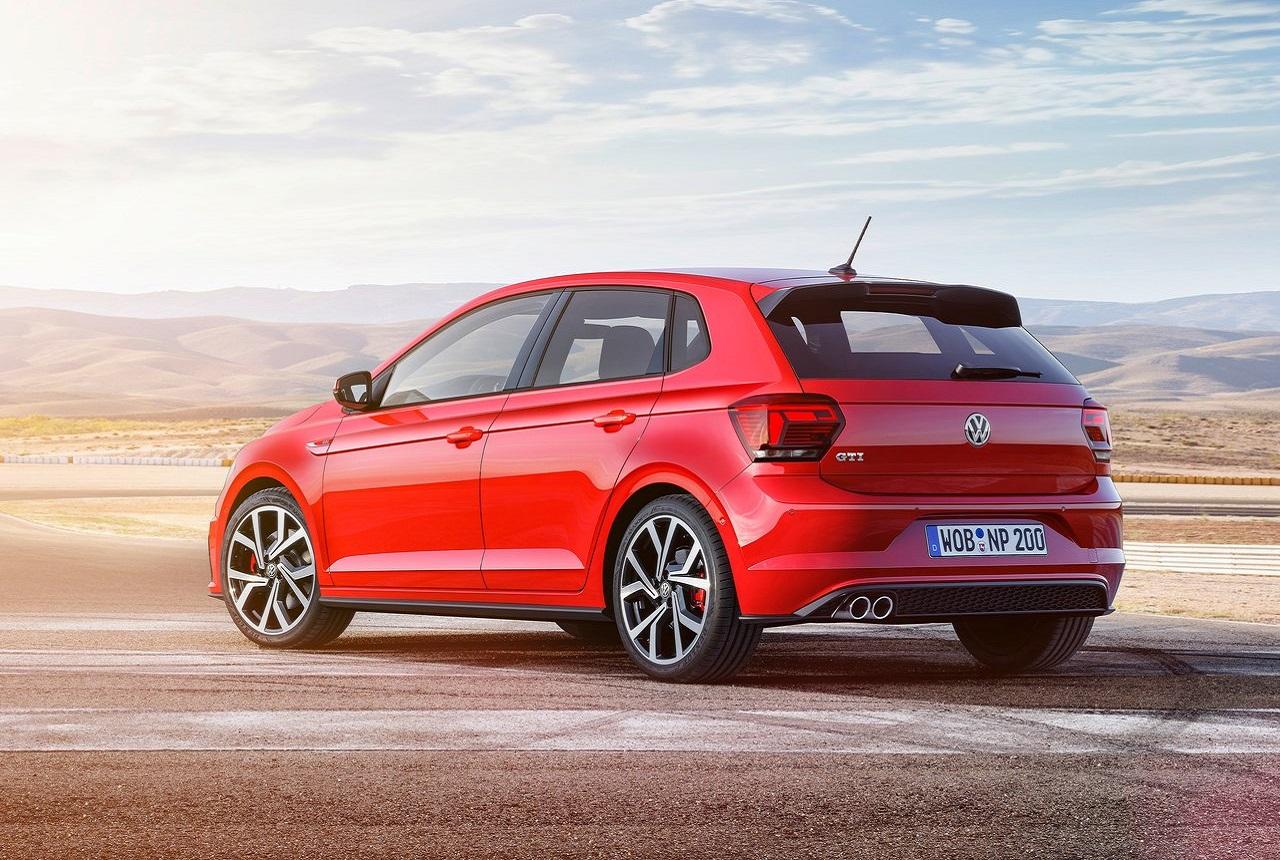 2018-2019 Volkswagen Polo GTI Details - CAR DETAILS