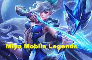 hero miya mobile legends