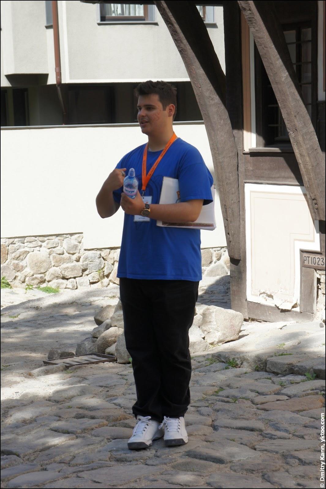 Ilia Iliev.