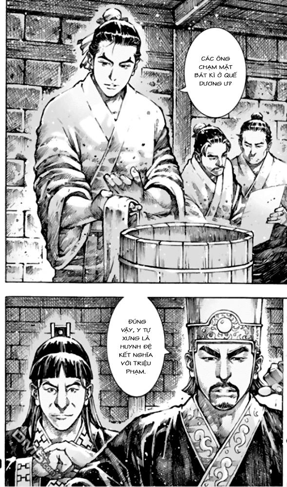Hỏa phụng liêu nguyên Chương 483: Huyết thượng đàm binh trang 5