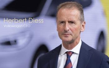 CEO Volkswagen tuyên bố không sợ xe điện của Apple