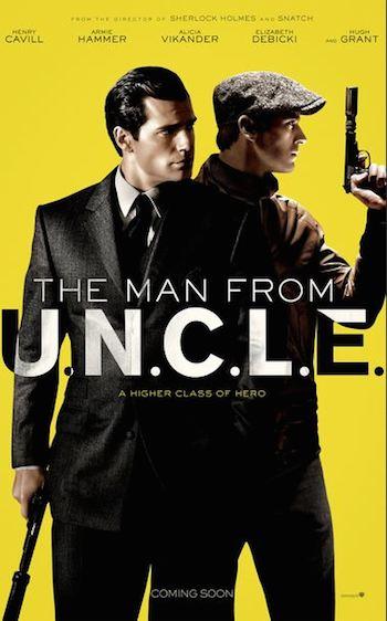 The Man from U.N.C.L.E. (2015) HDCAM x264 400MB