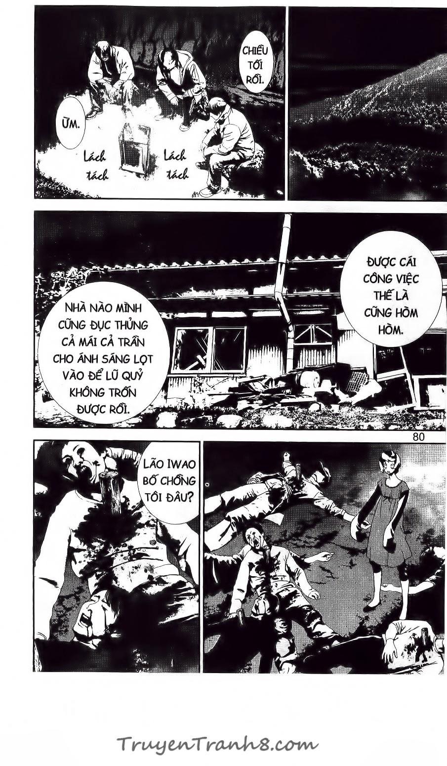 Shiki chapter 40 trang 31