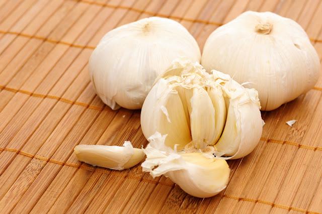 garlic anti aging herb