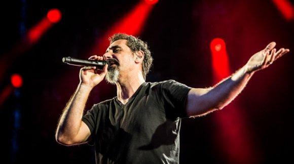 """#Especial: Serj Tankian: """"El harakiri como forma de protesta"""""""