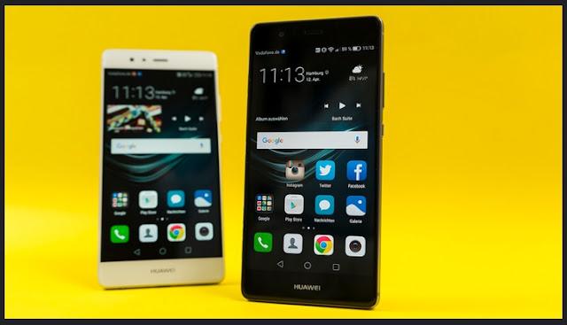 Huawei mobile phone - Huawei P9