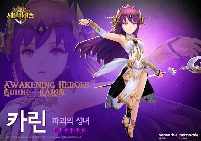 Seven Knights Guide Awakening Heroes Karin