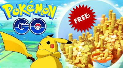 Pokemon go free coins unlimited