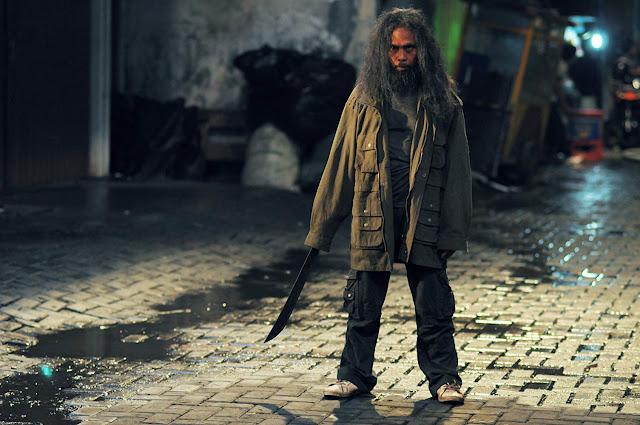 Yayan Ruhian on The Raid 2 2014