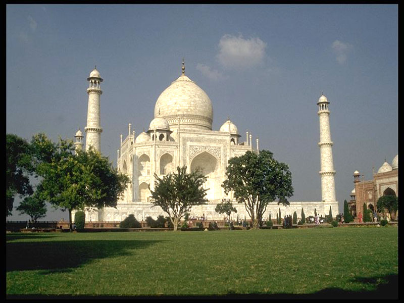 Wallpapers of taj mahal free desktop wallpaper - Taj mahal screensaver free download ...