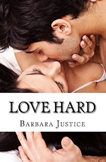Love Hard - an adult contemporary romance book promotion service Barbara Justice