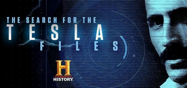 The Tesla files  tele series advertisement from history channel